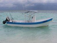 Embarcacion de pesca