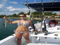 Pescando en el Caribe