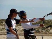 Instrucciones de kitesurf