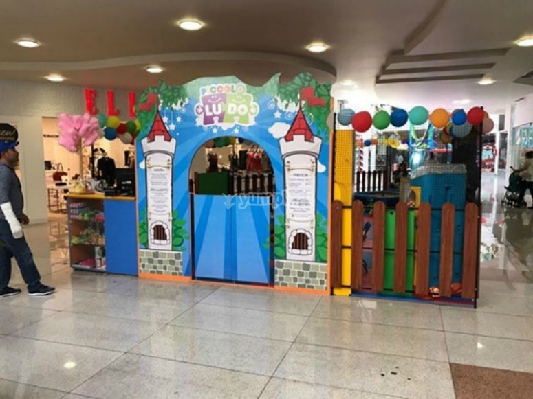 Piccolo ludo pabell n polanco salones de fiestas infantiles for Pabellon m salon de eventos
