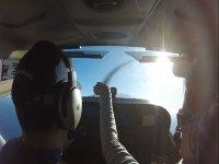 Seeing the sun