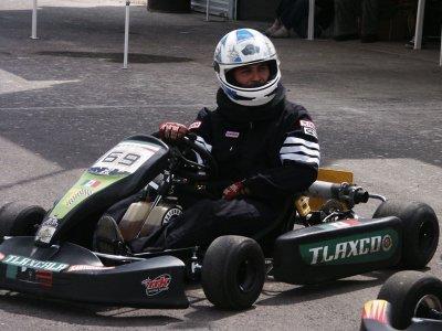 Renta Go kart 20 minutos Fórmula Mundial