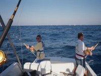 Tour de pesca