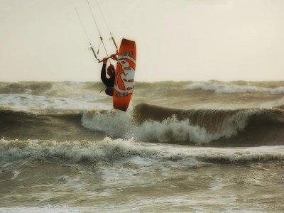 Kitesurf México
