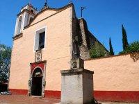Visit the Church of San Juan Bautista