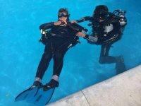 diving class