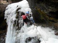 Ice descent