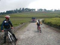 Ruta de Ciclismo de Montaña en volcán Xitle 4 hrs