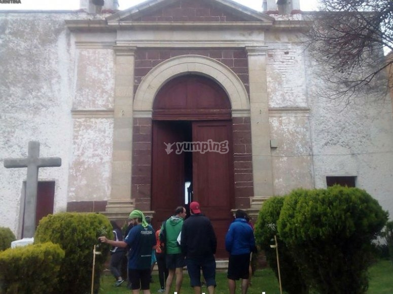 Visiting Hidalgo