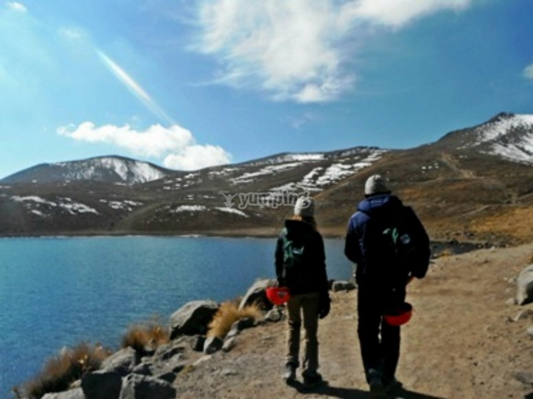 Landscapes of the Nevado
