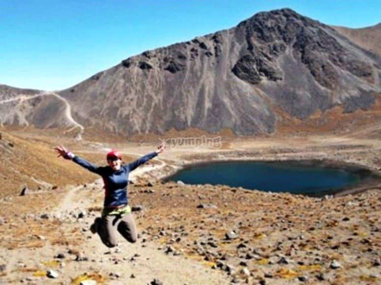 Treks in the Nevado