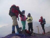 High mountain. Dare yourself!!