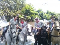Tour Huasca with your loved ones on the horseback riding tour