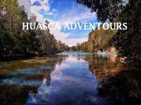 Huasca Adventours Rappel