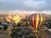 Meet Huasca de Ocampo from above