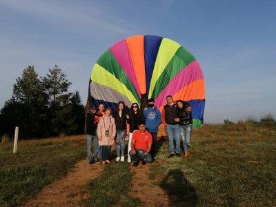 Ometusco Birthday Balloon Flight Package