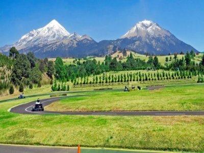 Volcanic Park Go Karts