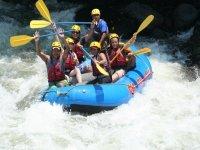 Rafting Río Aventura