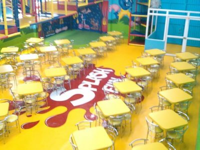 Kids' hall for 100 people