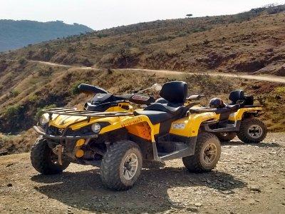 ATV quad bike adventure in Guanajuato 4 hours
