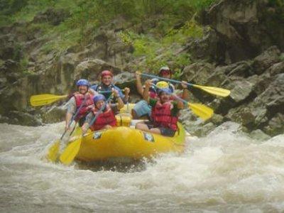 Mexplore Ecotourism Rafting
