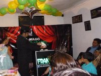 magician in parties
