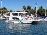 Panoramic catamaran trip, 4 h, Bahía de Banderas