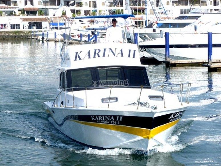 Lancha Karina II