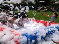 Amazing foam party