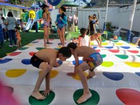 Fun outdoor games