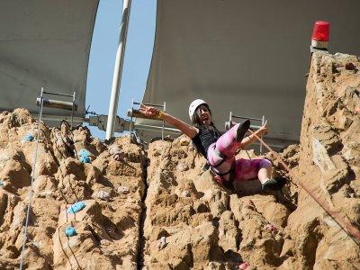 Escalodromo en Cd. México acceso para adultos