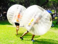 Enjoy a day of zorbing
