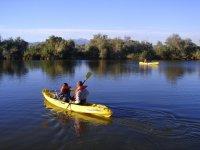 Splendid kayak rides