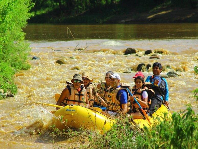 rafting Huatulco 6