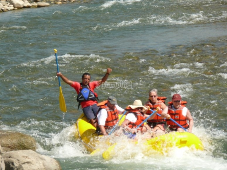 Rafting Huatulco