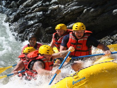 Basic level Rafting expedition in Huatulco 6-8 h