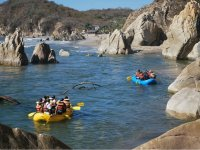 Rafting Huatulco 1
