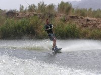 Wakeboard ride