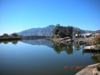 Walks on Lake Hardy