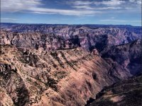 Copper canyons