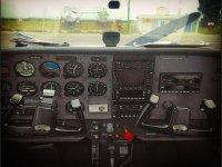 Cabine de pilote