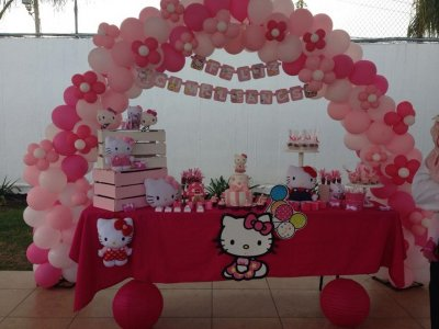 Kids party package all incuded