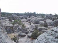 Paseo por las piedras