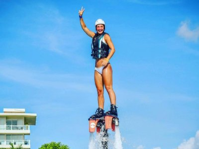 Flyboard 20 minutes in Cancún