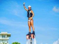 Vuelo de Flyboard en Cancún  20 minutos