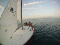Sailboat 7 people