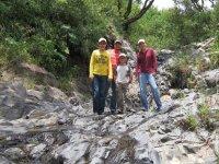 Caminata en familia en el Valle de Bravo