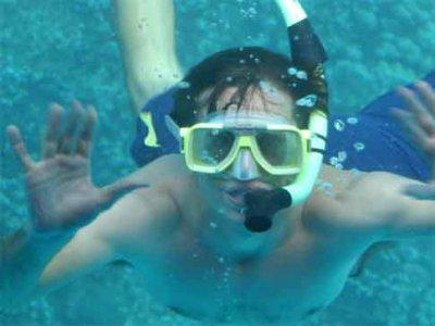 Lands End Divers Snorkel