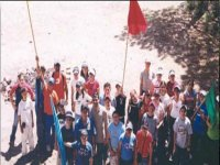 Groups and excursions