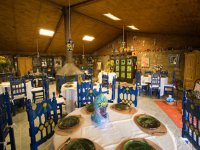 Restaurant for parties and events